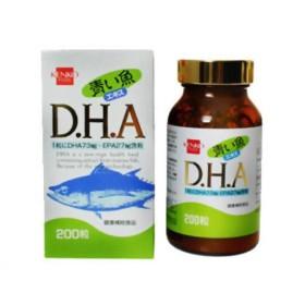 青い魚エキス DHA 200粒