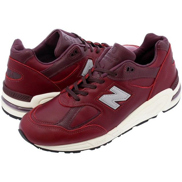 NEW BALANCE M990BTA2 【MADE IN U.S.A】 ニューバランス M 990 BTA2 BURGUNDY/WHITE