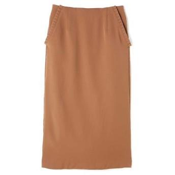 ROSE BUD / ローズ バッド プリーツポケットタイトスカート