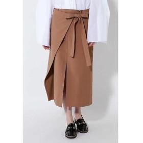 ROSE BUD / ローズ バッド ラップタイトスカート