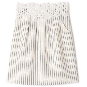 PROPORTION BODY DRESSING / プロポーションボディドレッシング  フラワーストライプスカート