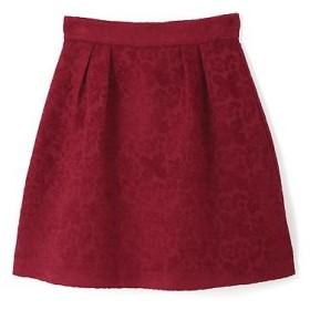 PROPORTION BODY DRESSING / プロポーションボディドレッシング  モールフラワージャガードスカート