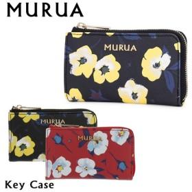 ムルーア MURUA キーケース MR-W584  L字ファスナー コインケース レディース