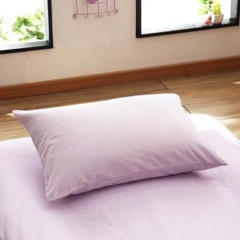 布団カバー 掛け布団カバー 日本製 抗菌 防臭加工の掛け布団カバー 枕カバー 単品 ラベンダー 枕カバー