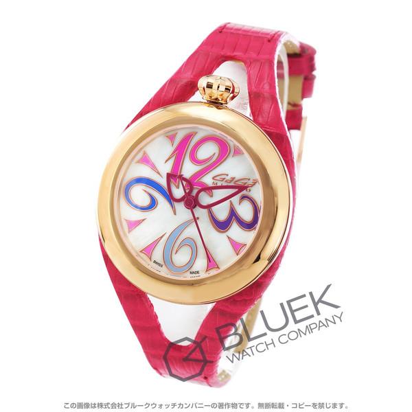pretty nice 2dbfa 320fa ユニセックス 腕時計 フラット42MM GaGa MILANO 6070.03 ...