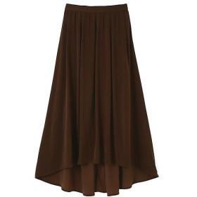 PROPORTION BODY DRESSING / プロポーションボディドレッシング  《BLANCHIC》ランダムマキシスカート