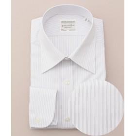 gotairiku / ゴタイリク 【形状安定】【レギュラーカラー】プレミアムプリーツ ドレスシャツ