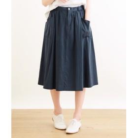 NIMES / ニーム Cu/Cストレッチ スカート