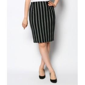 any FAM / エニィファム レジメンストライプスカート
