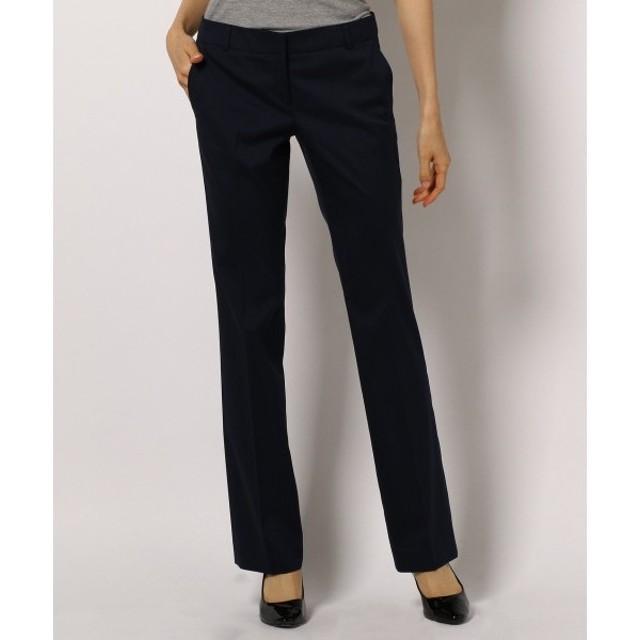 L size ONWARD(大きいサイズ) / エルサイズオンワード CottonChambray パンツ