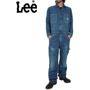 Lee リー AMERICAN RIDERS DUNGAREES ALL IN ONE LM4213-546 ワーク つなぎ オールインワン ブランド