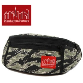 e8a468ba8927 正規品 限定 マンハッタンポーテージ Manhattan Portage ウエストポーチ Tiger Stripe Camo Alleycat  Waist Bag MP1101TSC