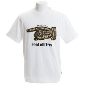 クリフメイヤー(KRIFF MAYER) Good-old-Tシャツ 1815106-1-WHT (Men's)