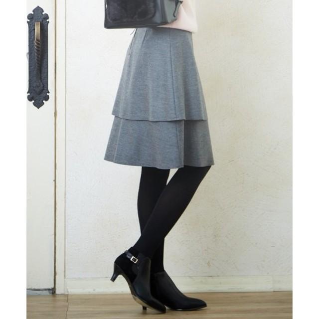 組曲 / クミキョク バランサーキュラー スカート