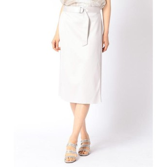 COMME CA / コムサ ジャージラップスカート