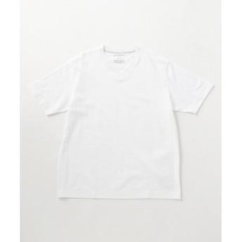 JOSEPH ABBOUD / ジョセフ アブード 【キングサイズ】JOEコットンサッカーコンビ Tシャツ