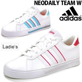 アディダス adidas/レディース スニーカー シューズ/NEO Label 靴 ウィメンズ 婦人/NeoDaily/カジュアル シンプル ネオ デイリー/通学 スクール/F99554/AW4527
