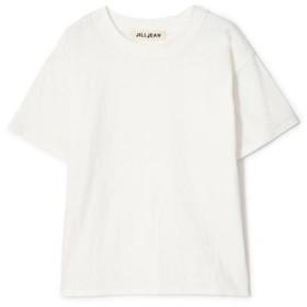 JILLSTUART / ジルスチュアート 《JILL JEAN》ベーシッククルーネックTシャツ