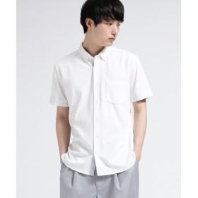 tk.TAKEO KIKUCHI / ティーケー タケオキクチ シルケットポンチシャツ