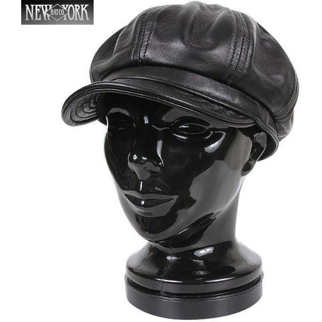 NEW YORK HAT ニューヨークハット 9207 Lambskin Spitfire キャスケット帽