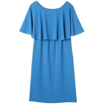 N.Natural Beauty Basic / エヌ ナチュラルビューティーベーシック ケープジョーゼットドレス