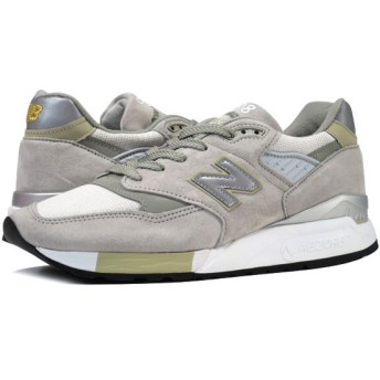 NEW BALANCE M998CEL 【MADE IN U.S.A.】 【Dワイズ】 ニューバランス M 998 CEL GREY/SILVER