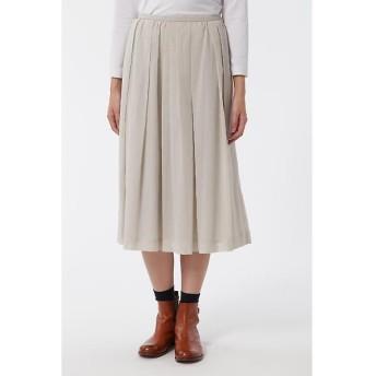 HUMAN WOMAN / ヒューマンウーマン 100/2コットンオーガンジースカート