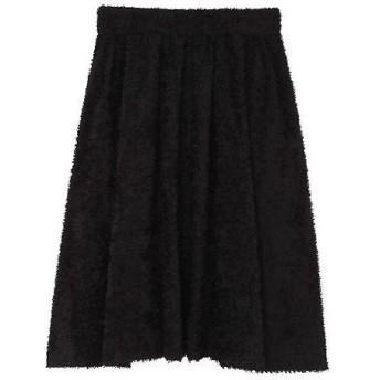 PROPORTION BODY DRESSING / プロポーションボディドレッシング  モノトーンフェザースカート