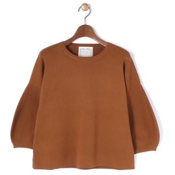 BEARDSLEY / ビアズリー 丸袖ニット