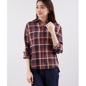 CLEAR IMPRESSION / クリアインプレッション 《WEB限定大きいサイズ》バックロングシャツ