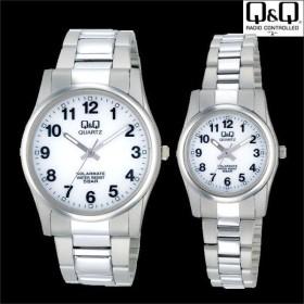 腕時計 メンズ レディース ギフト シチズン CITIZEN Q&Q ソーラー電源 アナログ