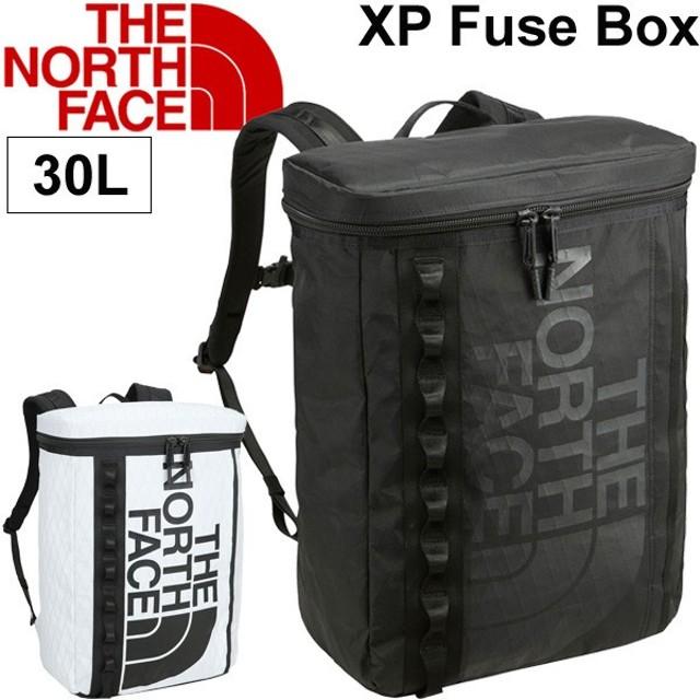 the north face ザ・ノース・フェイス トレッキング XP FUSE BOX リュックサック 30L NM81824