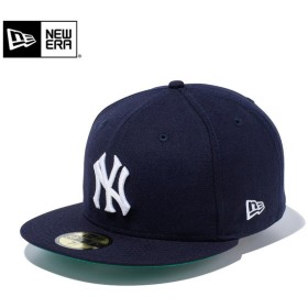 【メーカー取次】 NEW ERA ニューエラ 59FIFTY CT ニューヨーク・ヤンキース1 ネイビー 11596347 キャップ