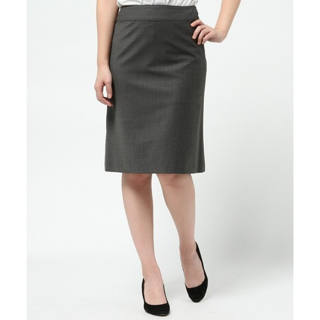 J.PRESS / ジェイプレス T/Wトルキッシュスーティング スカート