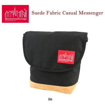 正規品 マンハッタンポーテージ Manhattan Portage Suede Fabric Casual Messenger メッセンジャーバッグ MP1604SD12