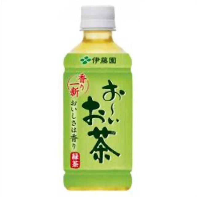 【ケース販売】おーいお茶 緑茶 320ml×24本