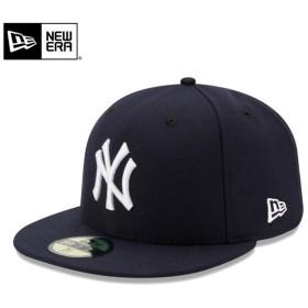 セール20%OFF!【メーカー取次】 NEW ERA ニューエラ 59FIFTY MLB On-Field ニューヨーク・ヤンキース ネイビー 11449355 キャップ