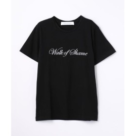 TOMORROWLAND / トゥモローランド WALK OF SHAME エンブロイダリーTシャツ