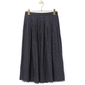 BEARDSLEY / ビアズリー スタープリントギャザースカート