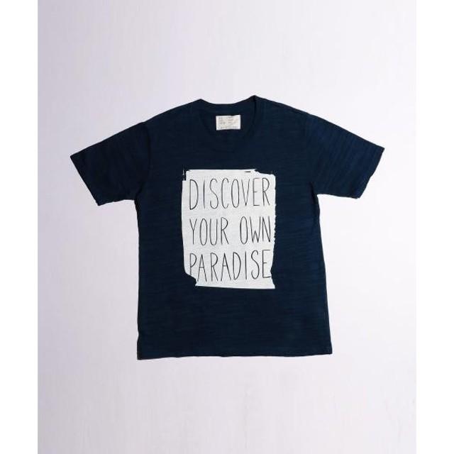 BEAUTY&YOUTH UNITED ARROWS / ビューティ&ユース ユナイテッドアローズ <BLANKS>  PARADISE TEE/Tシャツ