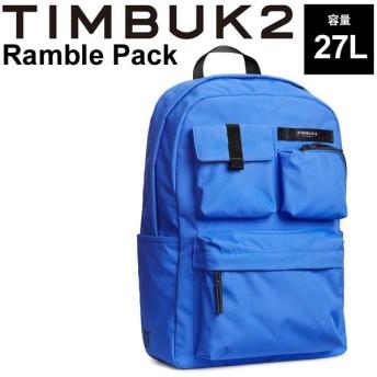 バックパック TIMBUK2 ティンバック2 ランブルパック OSサイズ 27L/リュックサック デイパックRamble Pack 正規品/173634601【取寄】