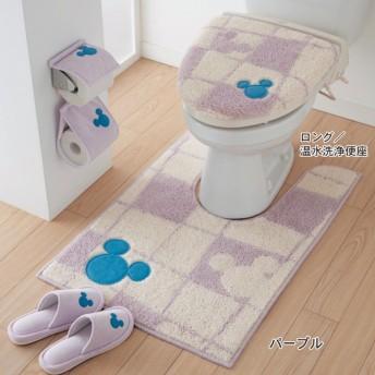 トイレマット 単品 セット グラデーション 標準/O Uトイレマット、フタカバーのみ