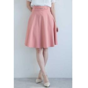 PROPORTION BODY DRESSING / プロポーションボディドレッシング  コルセットベルト付きフレアースカート