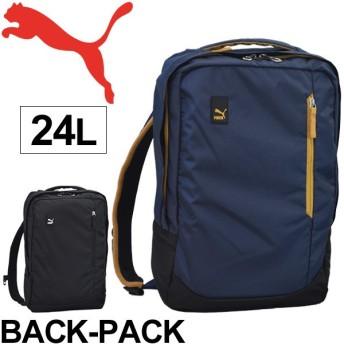 バックパック メンズ レディース プーマ PUMA EVO ブレイズ ワーク バックパック スポーツバッグ 23L リュックサック デイパック 通学 通勤 部活 鞄/puma074834