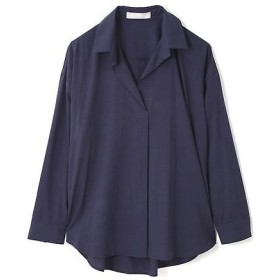 PROPORTION BODY DRESSING / プロポーションボディドレッシング  《BLANCHIC》コットンレーヨンローンシャツ