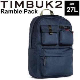 バックパック TIMBUK2 ティンバック2 ランブルパック OSサイズ 27L/リュックサック デイパックRamble Pack 正規品/173635401【取寄】