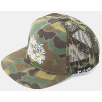帽子・防寒・エプロン コロンビア Pigeon Trail Cap(ピジョントレイルキャップ) ワンサイズ 010(Black)