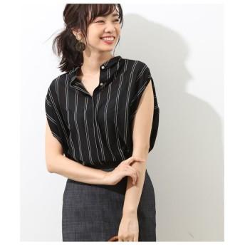 ROPE' / ロペ 【2WAY】変形ドルマンシャツ