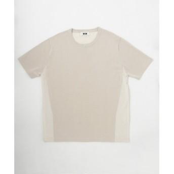 JOSEPH ABBOUD / ジョセフ アブード 【キングサイズ】リネンコットンニット Tシャツ