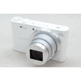 [中古] Cyber-Shot DSC-WX350(W) ホワイト